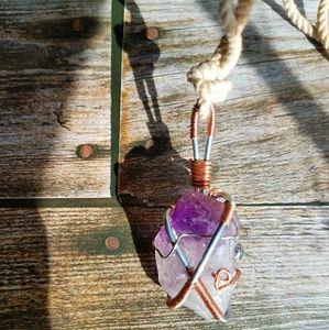 Jewelry - Healing Stone Pendant
